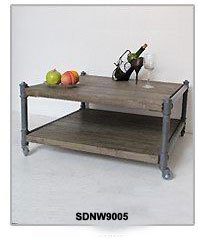 Rustic reproduction Vintage Industrial Furniture