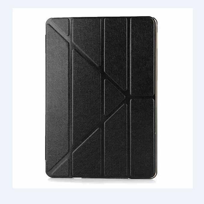 Transformer multi-angle PU leather stand flip cover for ipad air 2