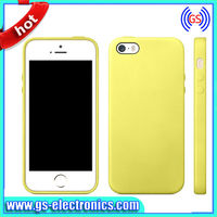 Plain tpu case for iphone 5c, New case for iphone 5 c phone case
