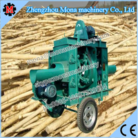 Cheap small ring type log/wood debarker/wood debarking machine