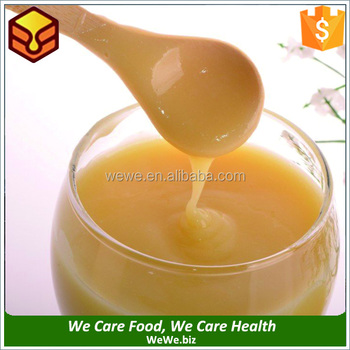 Top Grade Fresh Organic Natural Raw Royal Jelly from China Green Land