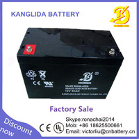 storage lead acid 12v 90ah battery for solar power system,UPS,Electric power dc screen,wind power gen