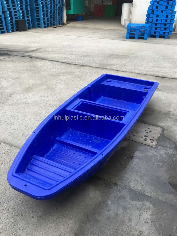 Cheap 3m Lightweight Boat Small plastic Fishing Boat for Sale Made in China