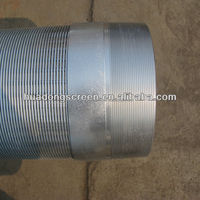 Precise slot openings welded wire mesh screen(manufacture)