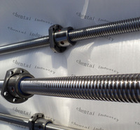 Precision Different Size Ball Screw From China