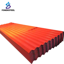 Corrugated steel sheet aluzinc roofing suppliers for china