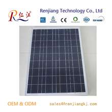 180W 12V Home Power System Mono Silicon Folding Solar Panel