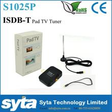 Syta hot sal Isdb-t Pad Tv Digital Tv Tuner Receiver Antenna Decoder For Phone/pad/ Pad Dvb-t2 And Pad Atsc are avilable