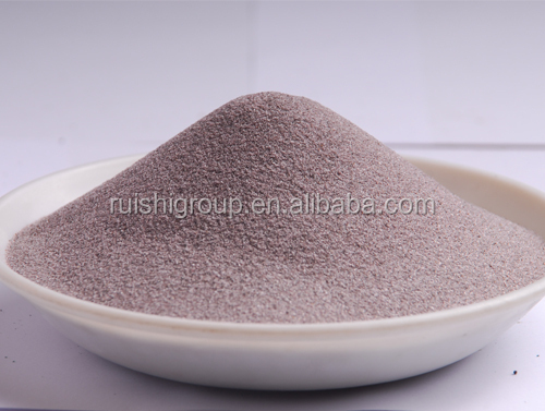 semi-friable fused alumina for abrasives ,raw rocks and minerals