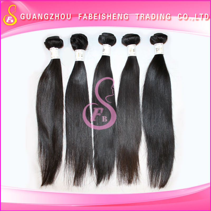 New arrival 5A grade beautiful style 100% hair weave bundles