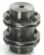 JMS Metallic Double Disc Shaft Coupler,Types of Rigid Couplings for CNC