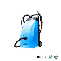 Electric Touchless Steam Car Wash Self