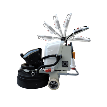 ASL-RT1 remote & handle push big floor grinding and polishing machines