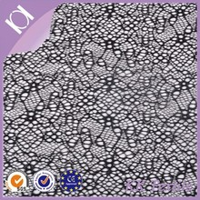 guangzhou manufacturer 90% nylon 10% spandex african swiss voile lace