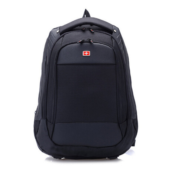 #j003 2015 Louis saber backpack 14/15 inch computer bag backpack for male and female business bag factory direct supply custom