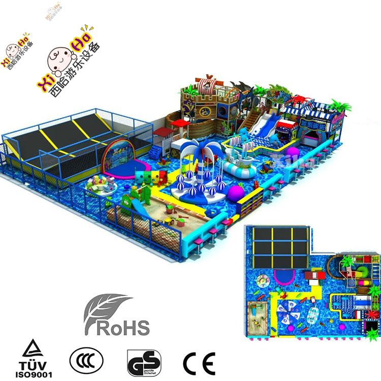 small kids indoor playground equipment prices