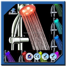Romantico cambiamento <span class=keywords><strong>di</strong></span> colore del led doppio <span class=keywords><strong>pioggia</strong></span> <span class=keywords><strong>e</strong></span> waterfall shower head RC-9816