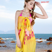customized printed rayon sarongs