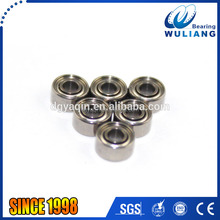 1.5mm x 4mm x 2mm bearing 681xzz fingerboard bearings