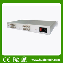 20-channel digital video series of optical multiplexers / digital video transimitting fiber optic equipment