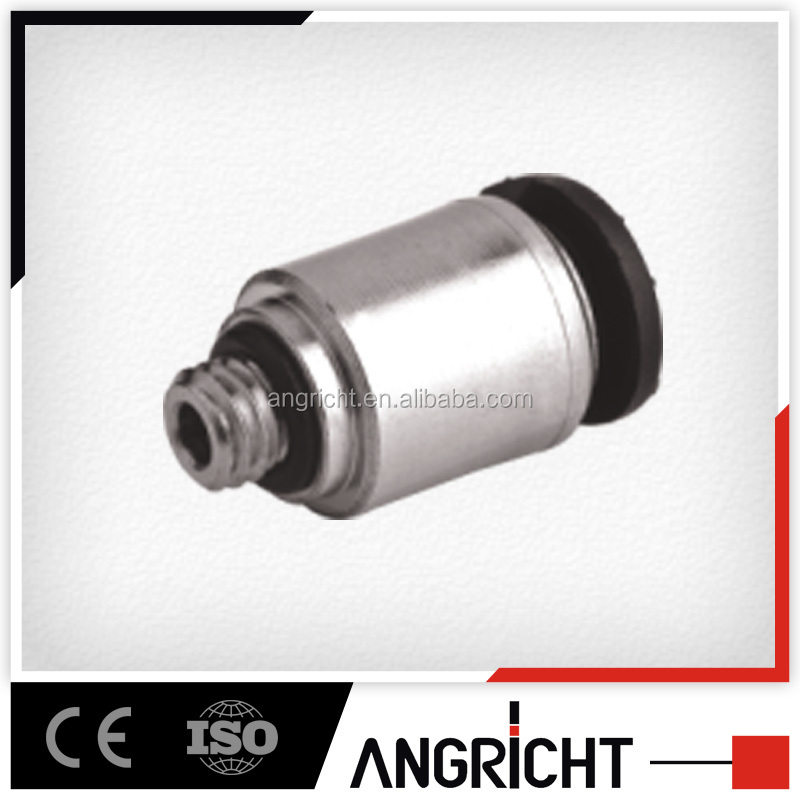 A202 POC Male Stud QUICK connect Mini hose Fittings