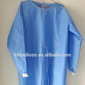 disposable isolation medical cloth disposable sms surgical gown Paper waterproof good quality