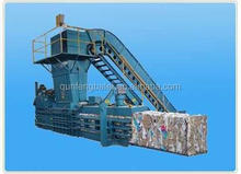 Used compress baling machine,paper baler,BEST SALE!