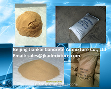 Naphthalene-based high water reducing concrete admixture/Type F