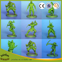 New plastic scale model miniature figure toy,Custom board game plastic miniature figure , Custom miniature figure pvc factory