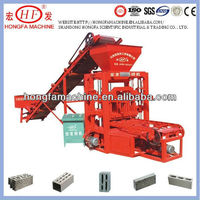 QTJ4-26C concrete block machine,concrete brick making machine,cement brick making machinery