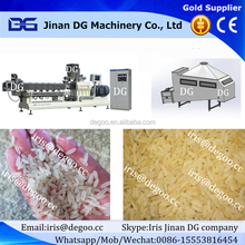 Artificial cooking broken rice re-make rice food extruding machine/Production line