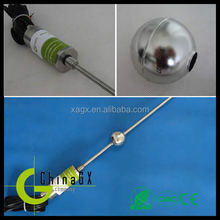 Float ball level gauge/ sensor
