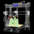 High Printing Speed Cheap 3d printer price 3d printer plastic 3d printer filament