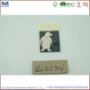 modern small wood carving penguin shape home decoration items for hotel decoration