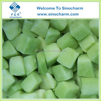 Wholesale Sinocharm IQF frozen Honeydew Melon