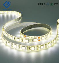 Colorful RGB 5050 60 leds/m rgb led strip light for Television christmas restaurant lighting decoration