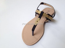 YT latest woman sandal for 2014