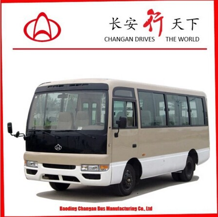 RHD bus toyota coaster bus for sale hot sale for CHANGAN BUS MODEL SC6608