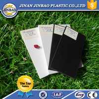 plastic foam board factory corrugated pvc sheet