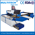 850W fiber laser cutter for stainless steel
