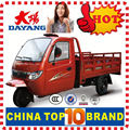 China BeiYi DaYang Brand 150cc/175cc/200cc/250cc/300cc motorcycle three wheels