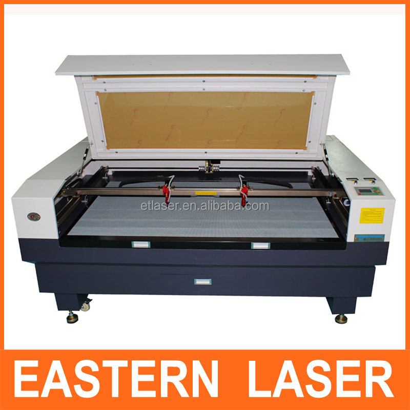 Double head 80w used amada laser cutting machine