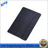 3 folding smart leather cover for ipad air ,for ipad 5 smart leather cover