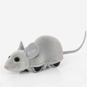 Wireless Easy Control Electronic Interactive Mouse Cat Toy