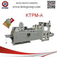 High speed paper bag making machine manufacturers