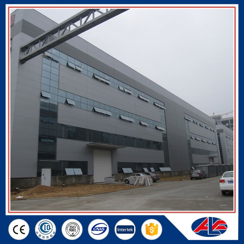 china multi storey steel structure factory