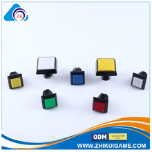 China Supplier Colorful Arcade Kit Button Led,Arcade Push Buttons