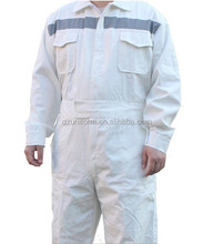 good quality workwear poly/cotton hi vis painters workwear