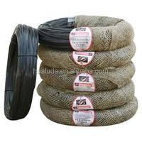 2016 Best Seller Black Iron Wire Annealed / Q195 Metal Binding Wire