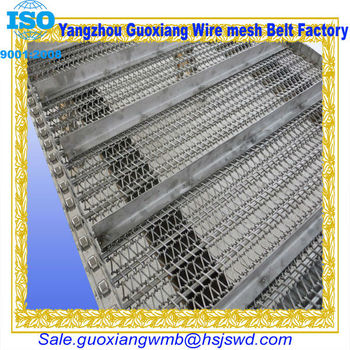 high quality chain link homogenization furnace belt